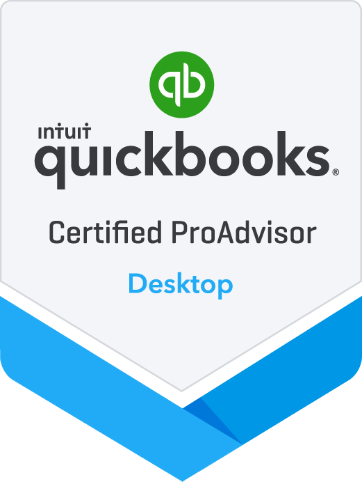 Certified QuickBooks®  Proadvisor Desktop in Lake City, FL and Gainesville, FL